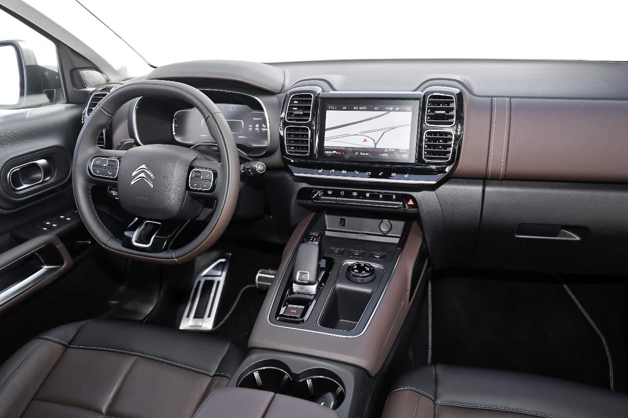 Comparativa SUV: Citroën C5 Aircross, Ford Kuga y Kia Sportage