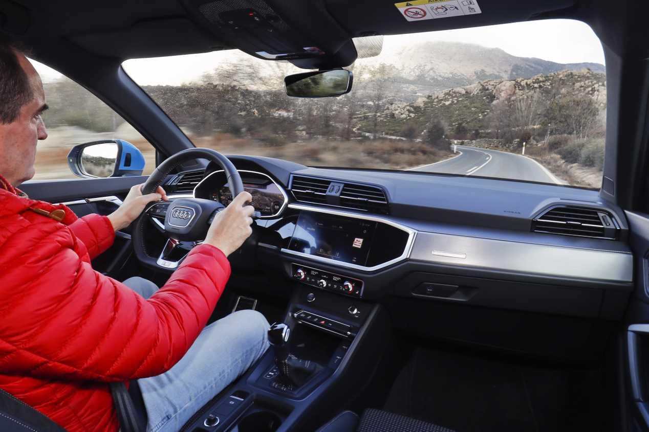 Comparativa: Audi Q3  35 TFSI vs BMW X1 18i