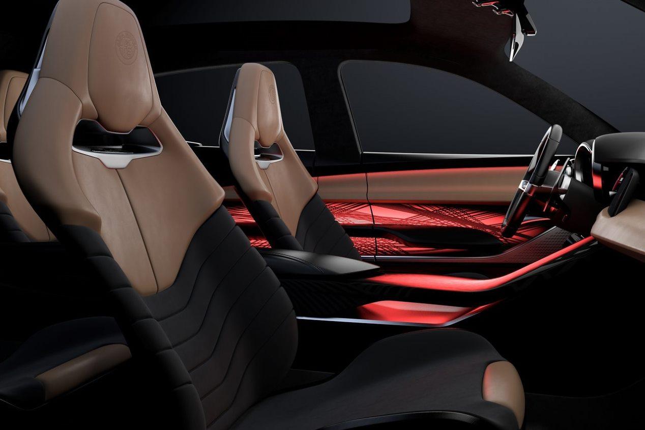 Alfa Romeo Tonale: así es el próximo SUV híbrido enchufable
