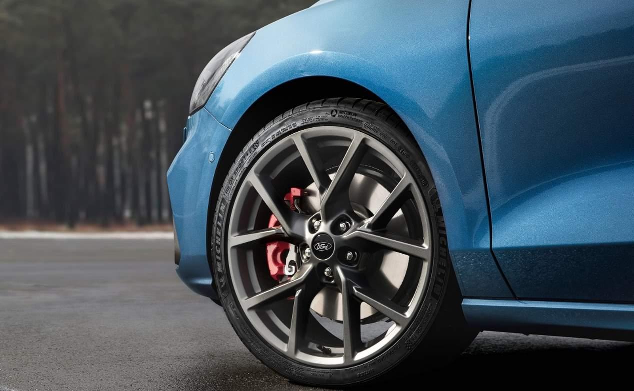 Nuevo SUV deportivo a la vista: así podría ser el Ford Kuga ST 2020