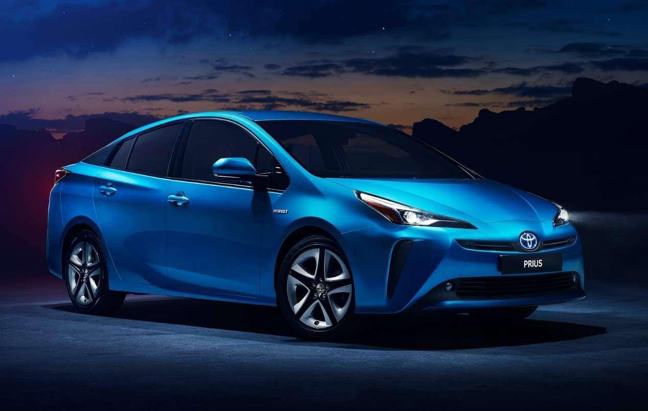 Todas las novedades que llegan al mercado de Toyota en 2019