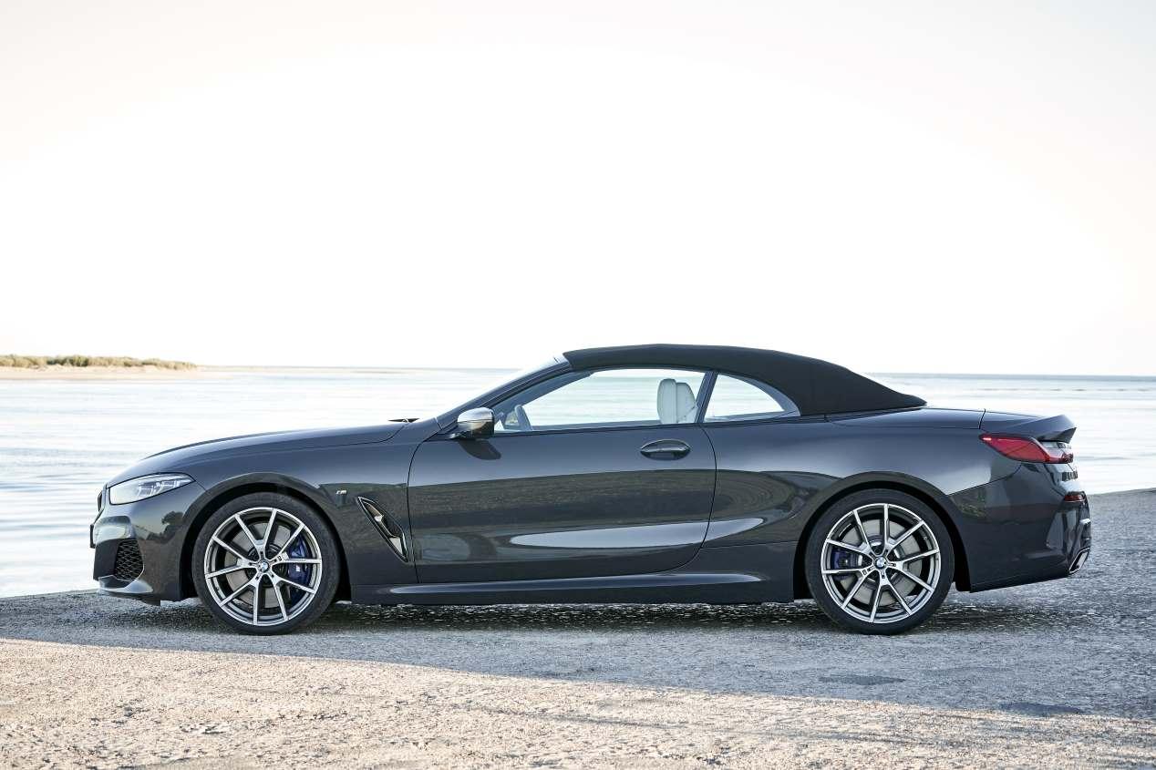 BMW M850i xDrive Cabrio: poderío tecnológico