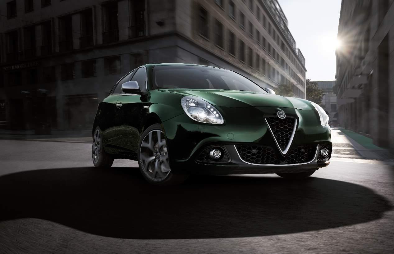 Alfa Romeo Giulietta 2019: las mejores fotos