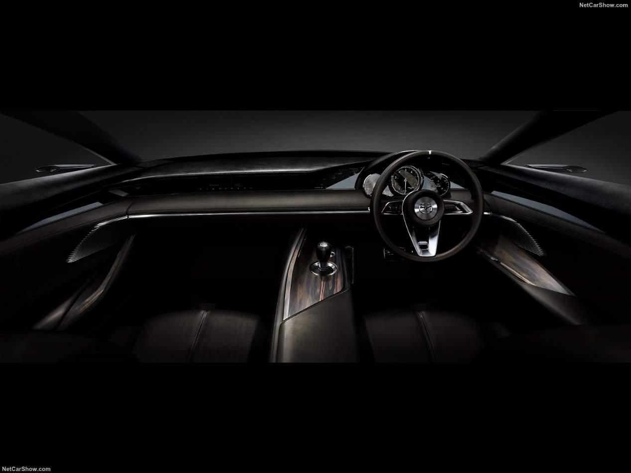 Mazda6 2020: ¿con el diseño del prototipo Vision Coupé?