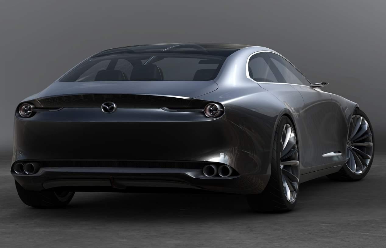 2021 Mazda 6 Coupe Engine