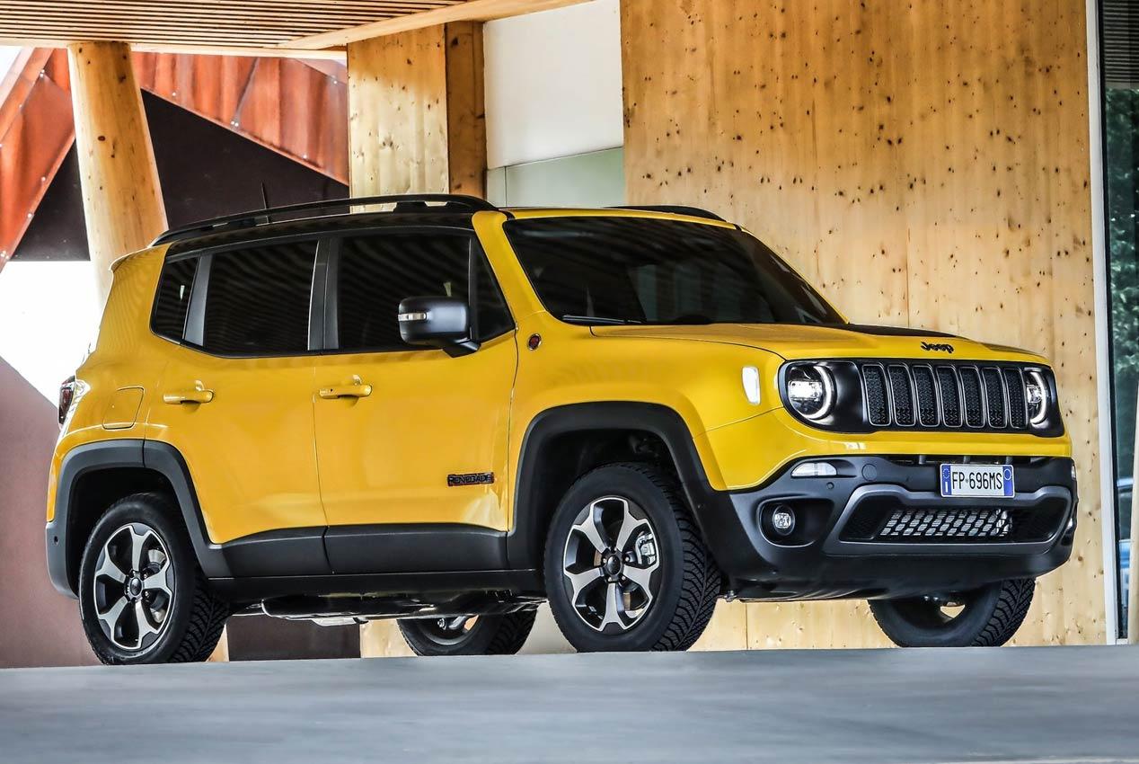 Jeep Renegade y Compass, ahora con opción GLP