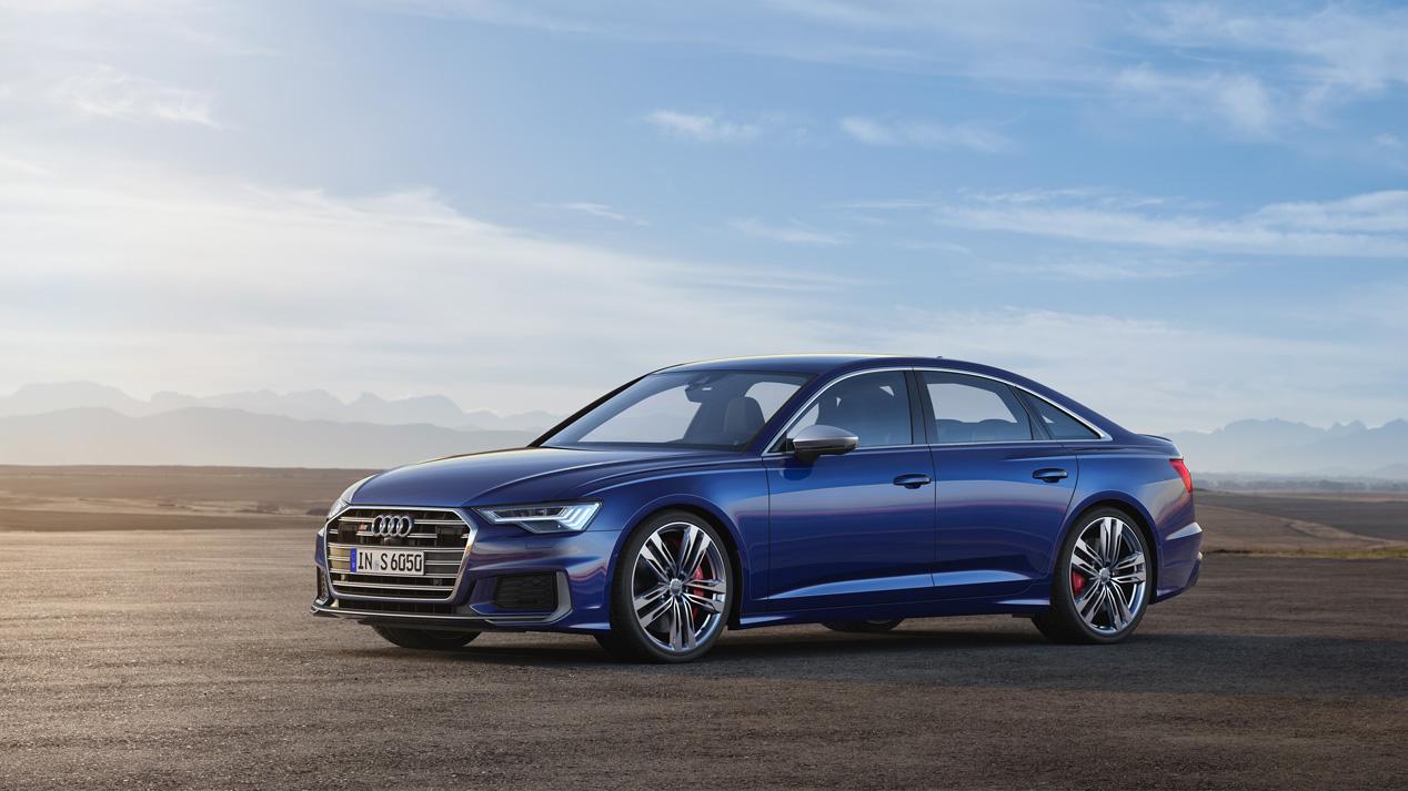 Llegan los nuevos Audi S6, S6 Avant y S7 Sportback micro-híbridos