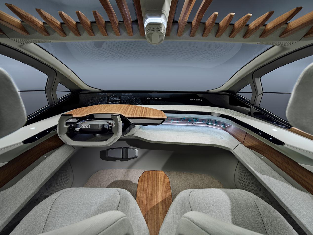 Audi AI:ME, así es el nuevo prototipo presentado en Shanghai