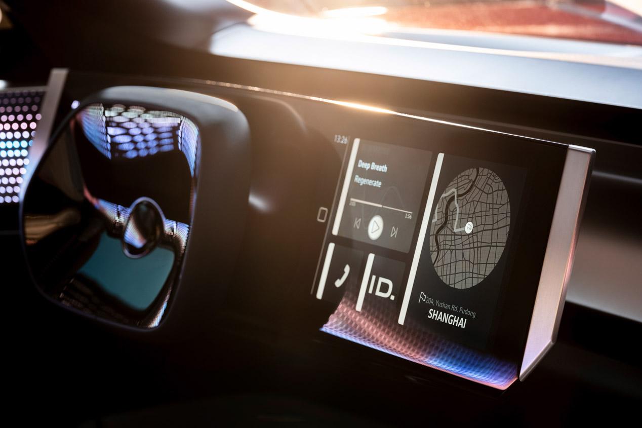 VW I.D. ROOMZZ: un gran SUV eléctrico para competir con el Tesla Model X