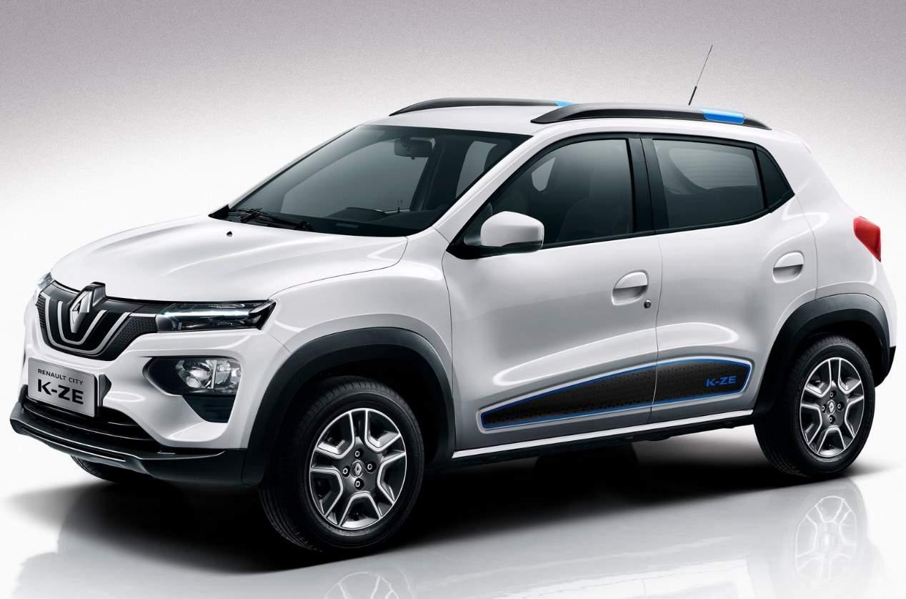 Renault City K-ZE: el SUV hermano menor del Captur toma forma