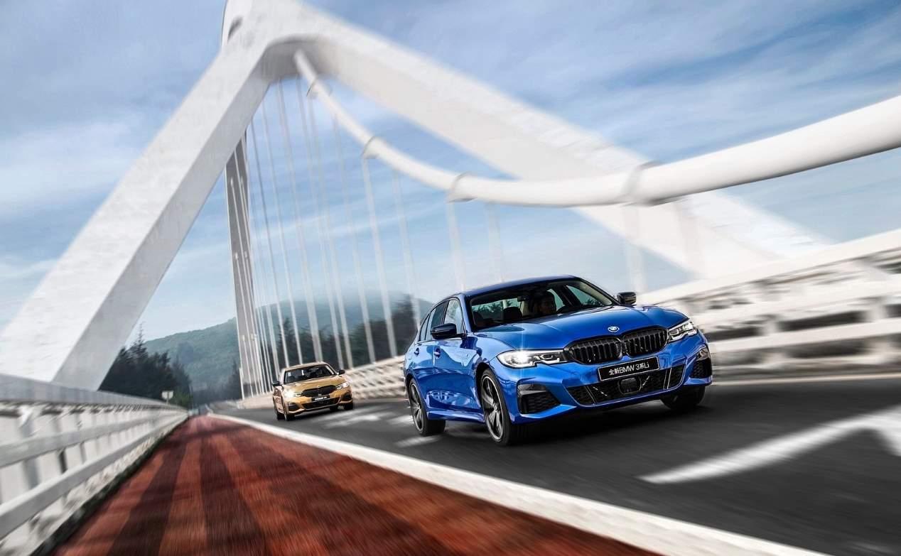 "BMW Serie 3 Wheelbase 2020: el Serie 3 ""largo"", en fotos"