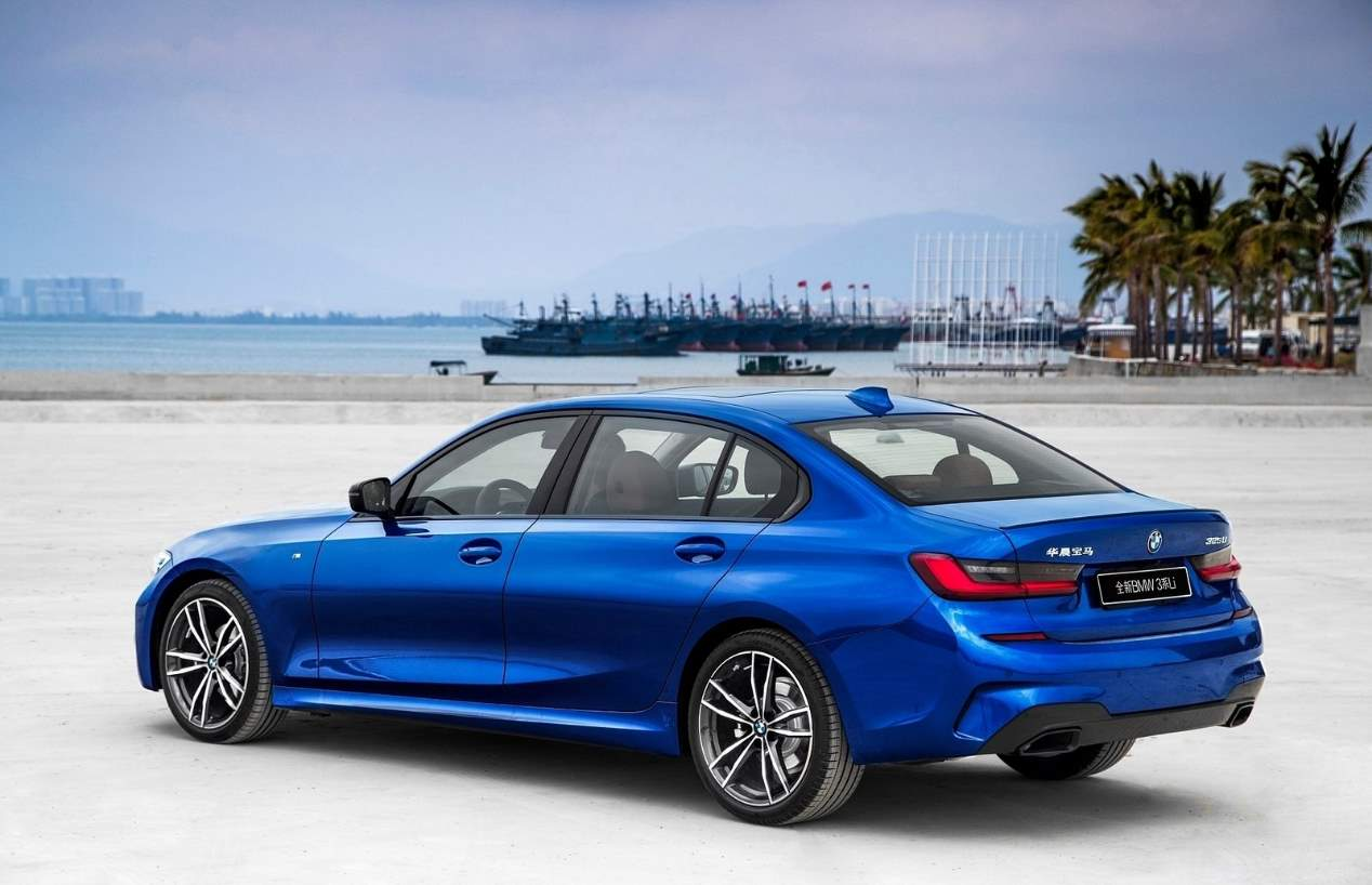 "BMW Serie 3 Wheelbase 2020: el Serie 3 ""largo"", en fotos"