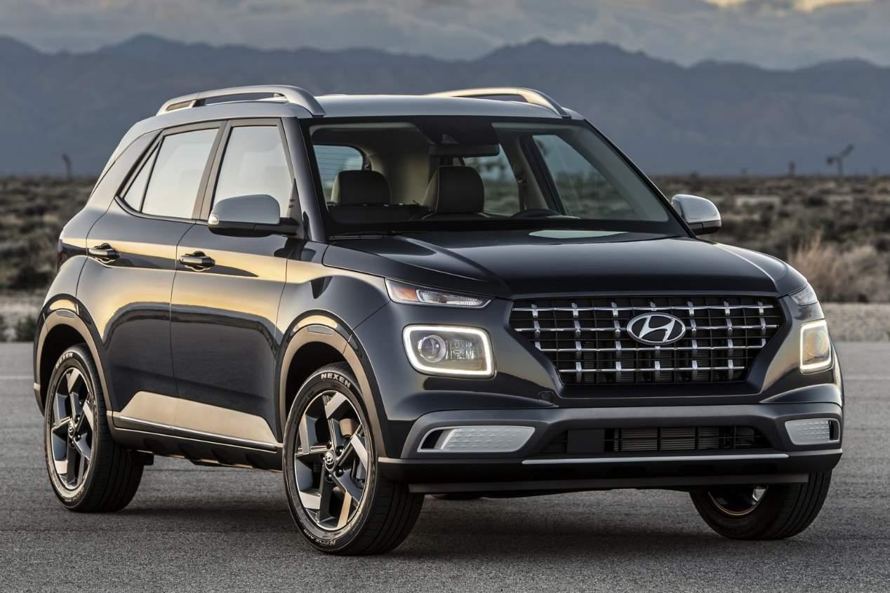 Hyundai Venue 2020: las mejores fotos del nuevo SUV