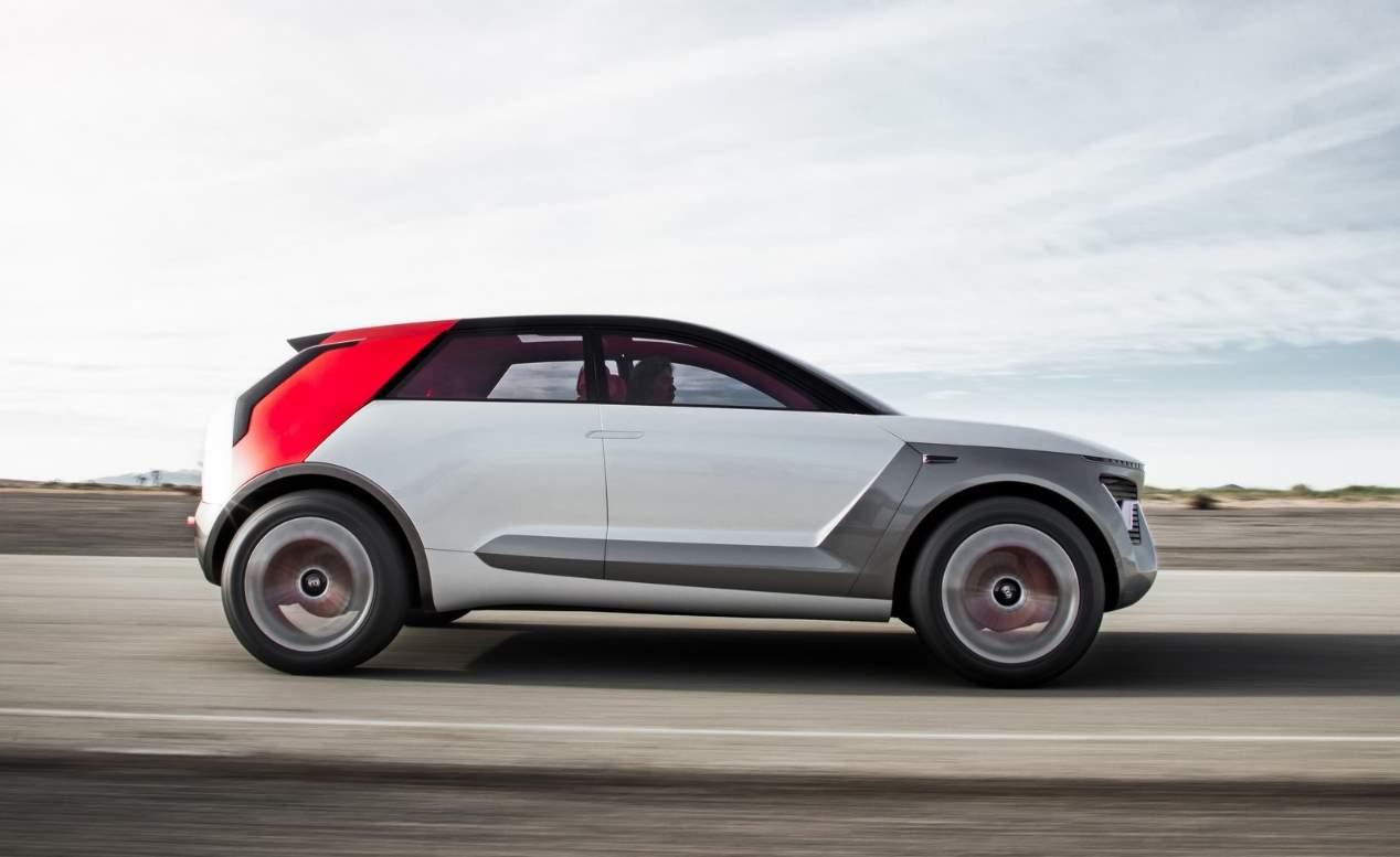 Kia HabaNiro Concept: el SUV eléctrico que no necesita conductor, en fotos