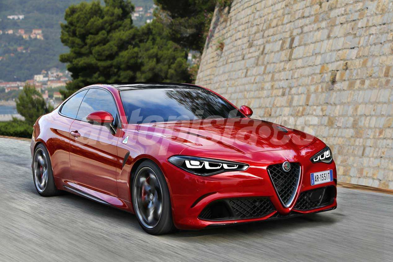 2021 Alfa Romeo Giulietta Configurations