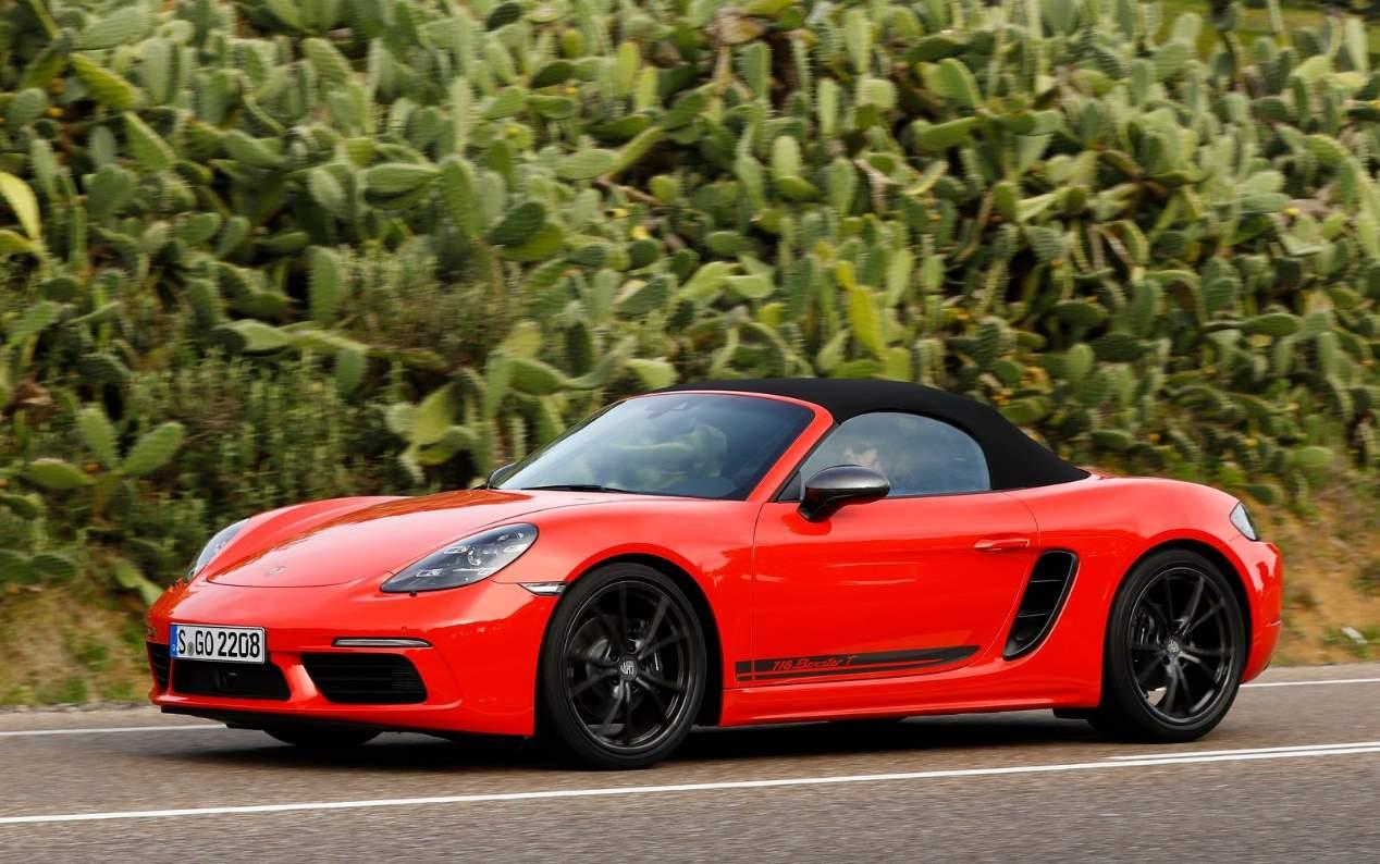 Versiones electrificadas para las nuevas generaciones de los Porsche Cayman y Boxster