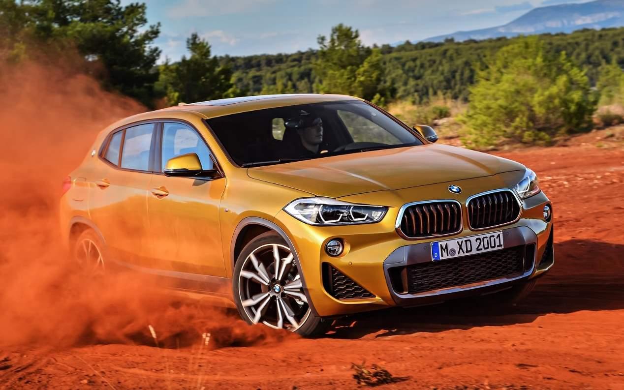 BMW X2: el SUV más pequeño de BMW, en fotos