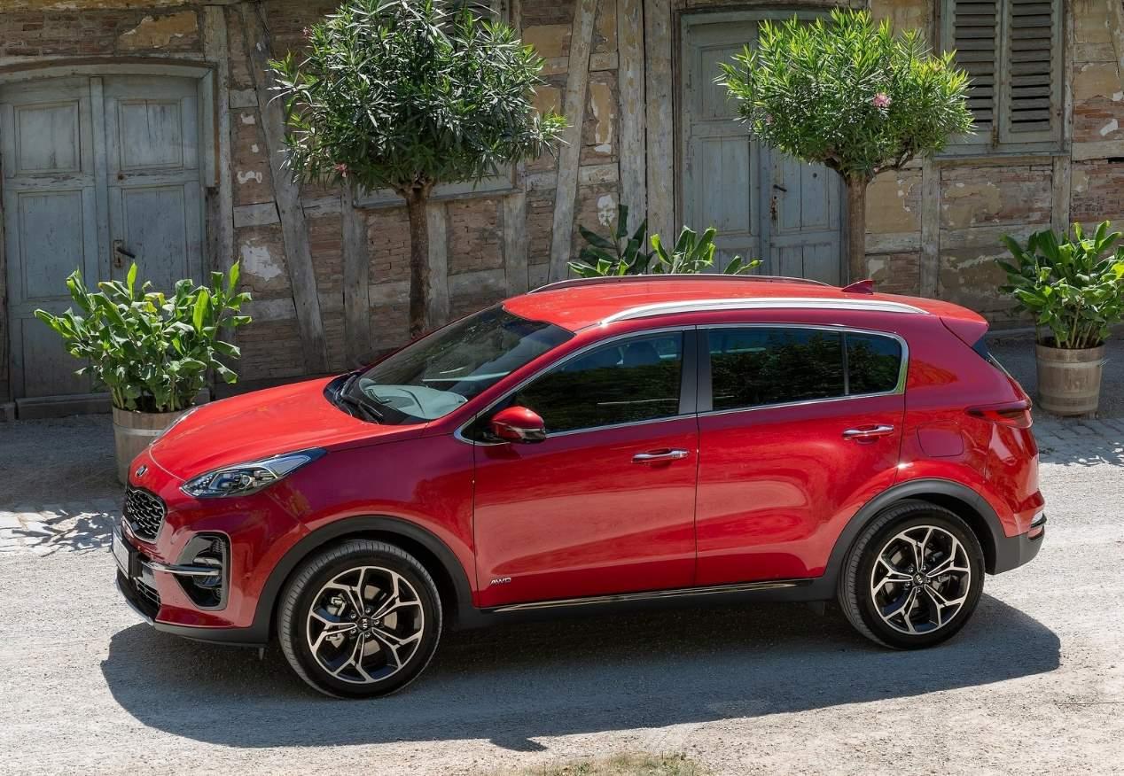 Kia Sportage 2019: novedades interesantes para el SUV
