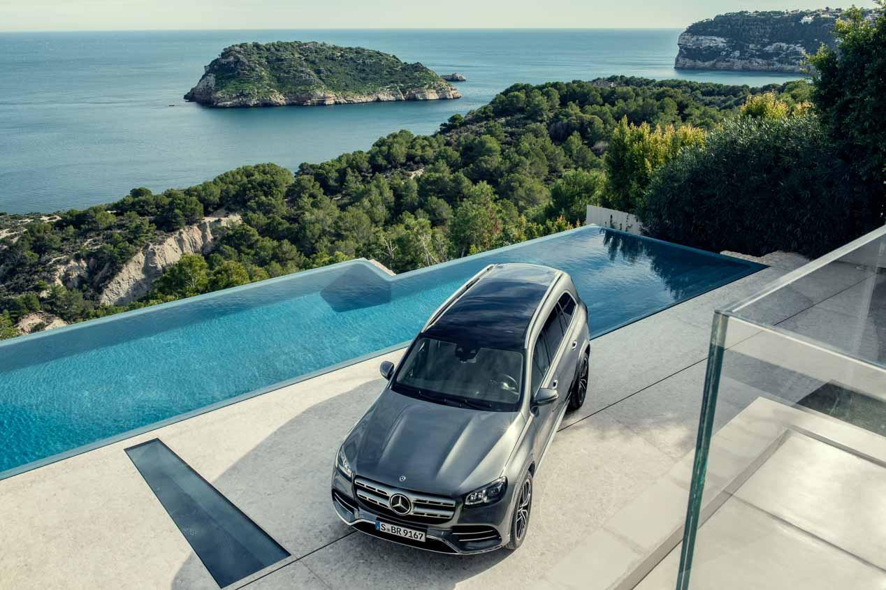 Mercedes GLS. Más confort y lujo para el gran SUV
