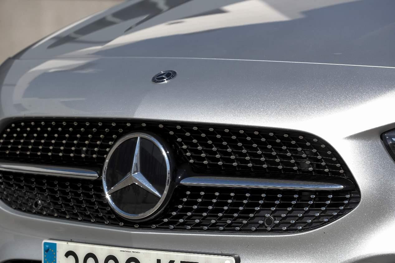 A prueba el Mercedes Clase B 200 d con motor diésel de 150 CV