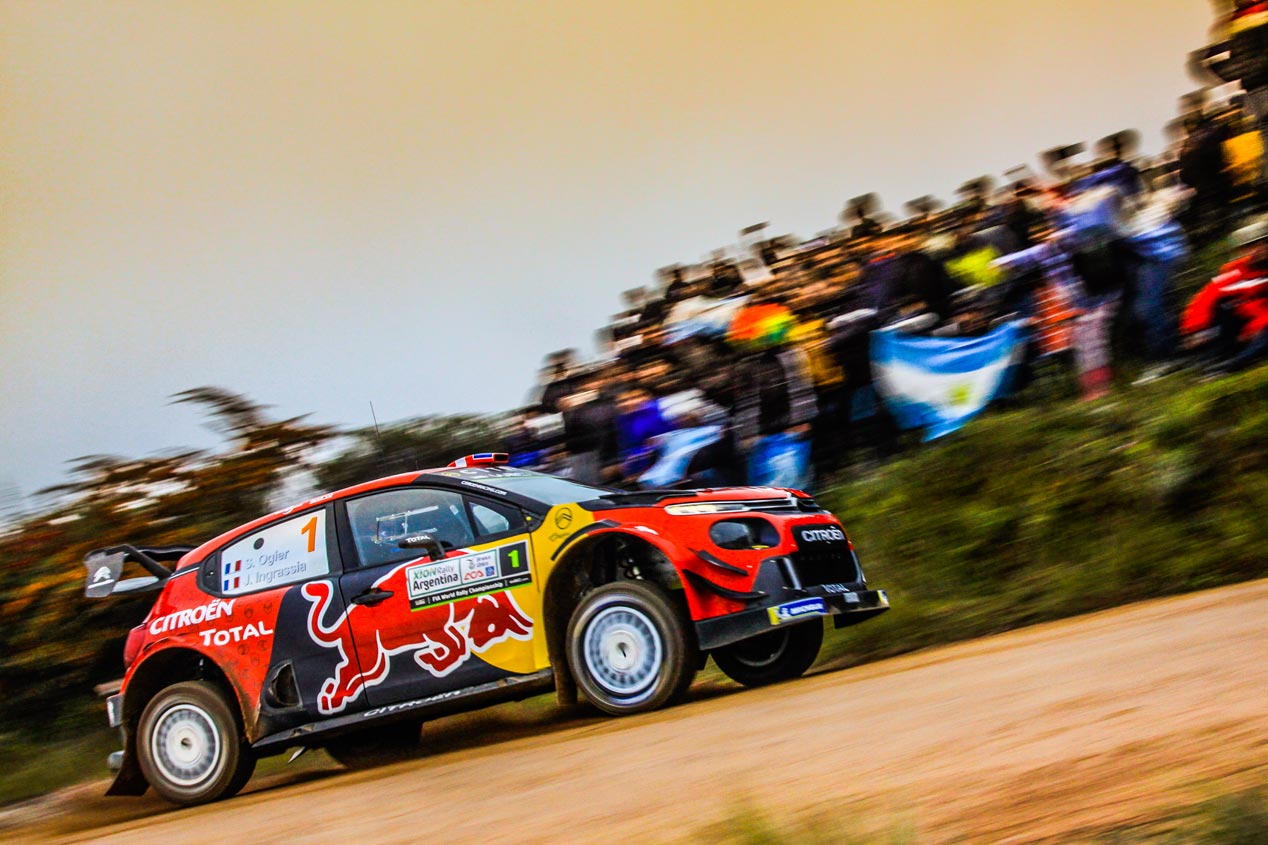 Rally de Argentina 2019: Neuville y Hyundai vuelven a triunfar