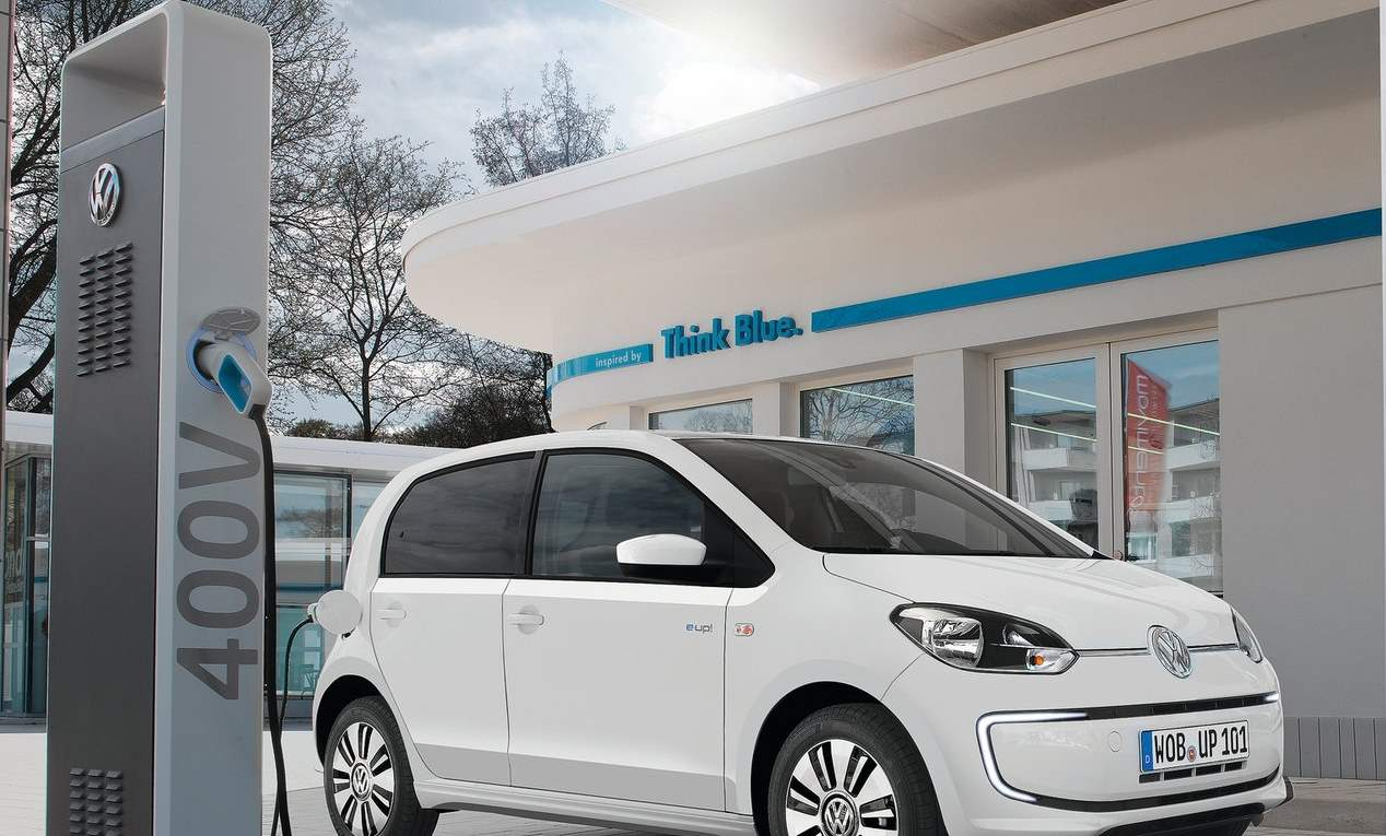 El nuevo VW up! 2020 sólo se venderá en versión eléctrica