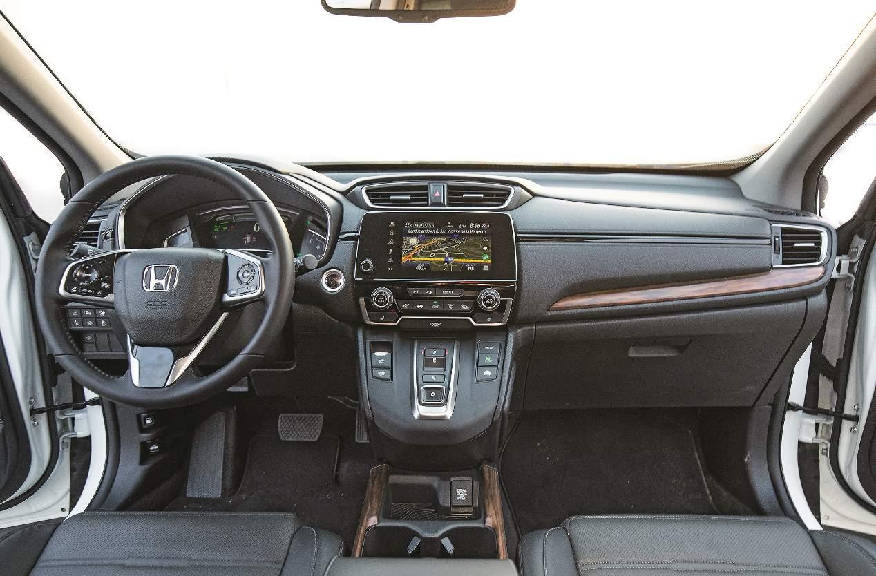 Comparativa SUV: Honda CR-V Hybrid vs Toyota RAV4 Hybrid