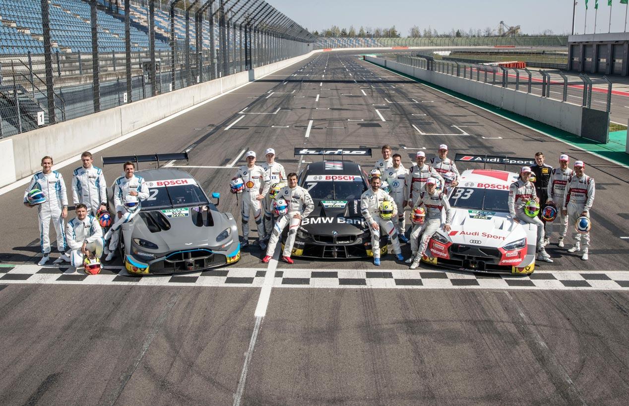 DTM 2019: arranca la temporada con los nuevos bólidos de 610 CV