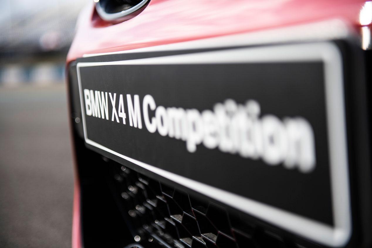 Así es el BMW X4 M Competition que se llevará el más rápido de MotoGP