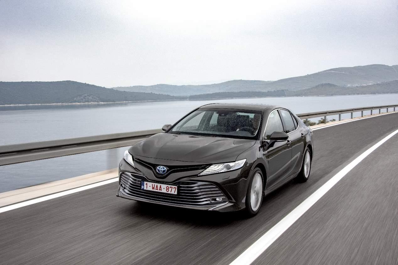 Las novedades de Toyota en el Aumobile Barcelona 2019
