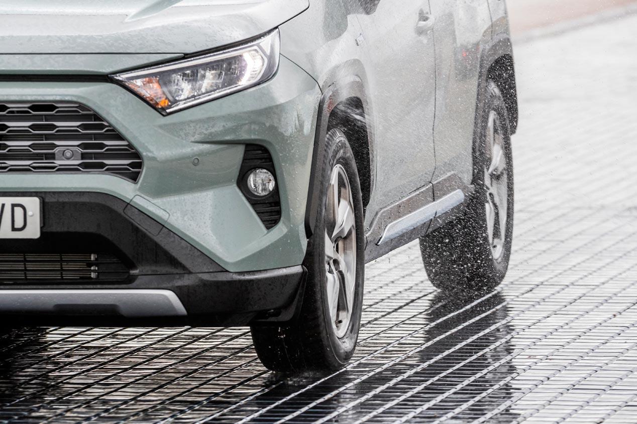 Bridgestone Weather Control A005: los lectores de AUTOPISTA lo prueban