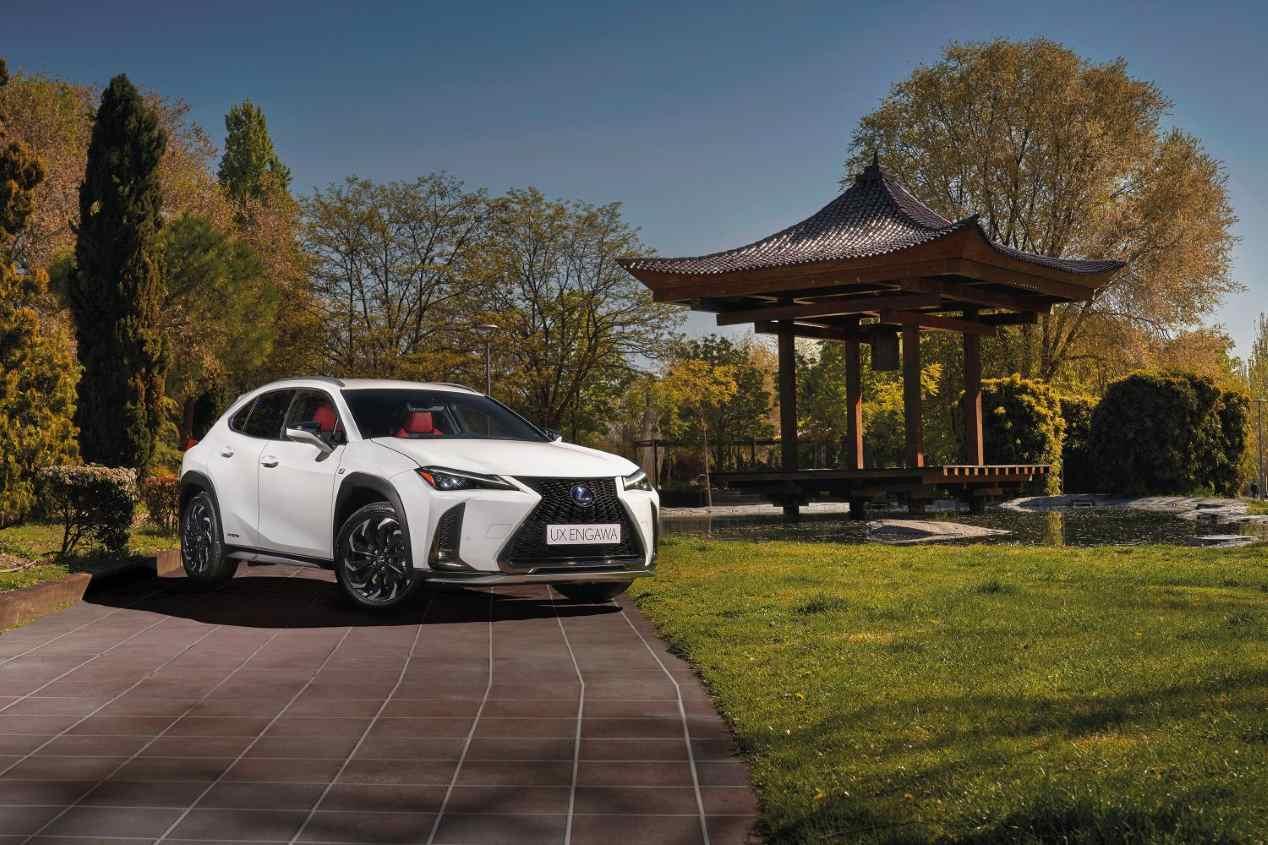 """Lexus UX 250h """"Engawa"""" y LC 500h """"Matte Prototype"""""""