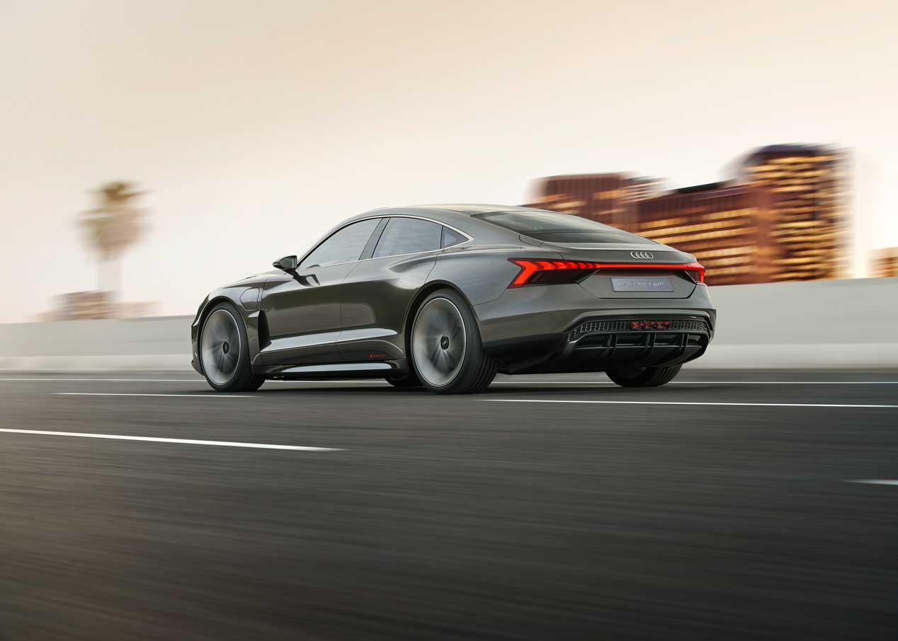 Los eléctricos VW ID.3, Seat el-Born, Porsche Taycan, Audi e-tron... en fotos