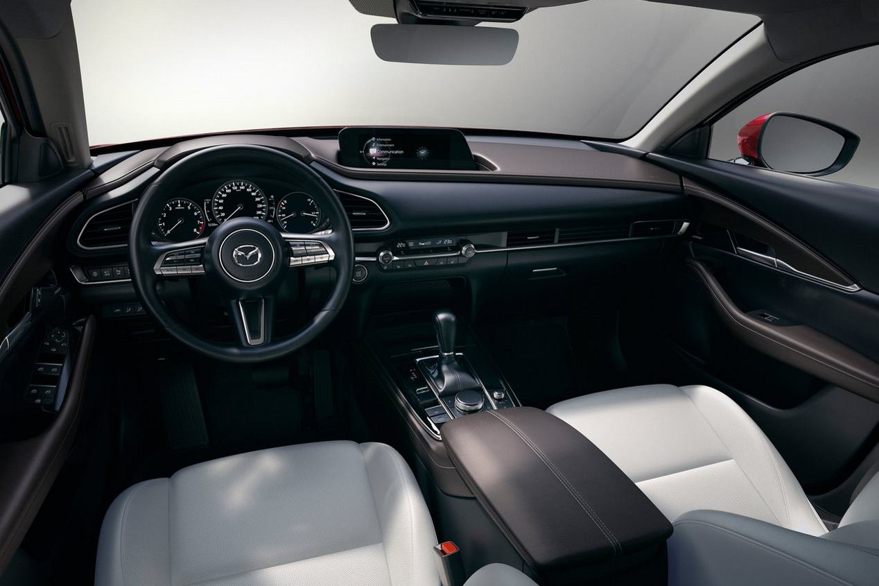 Mazda Cx 30 2019 Datos Y Precio Para Espa 241 A Del Nuevo Suv