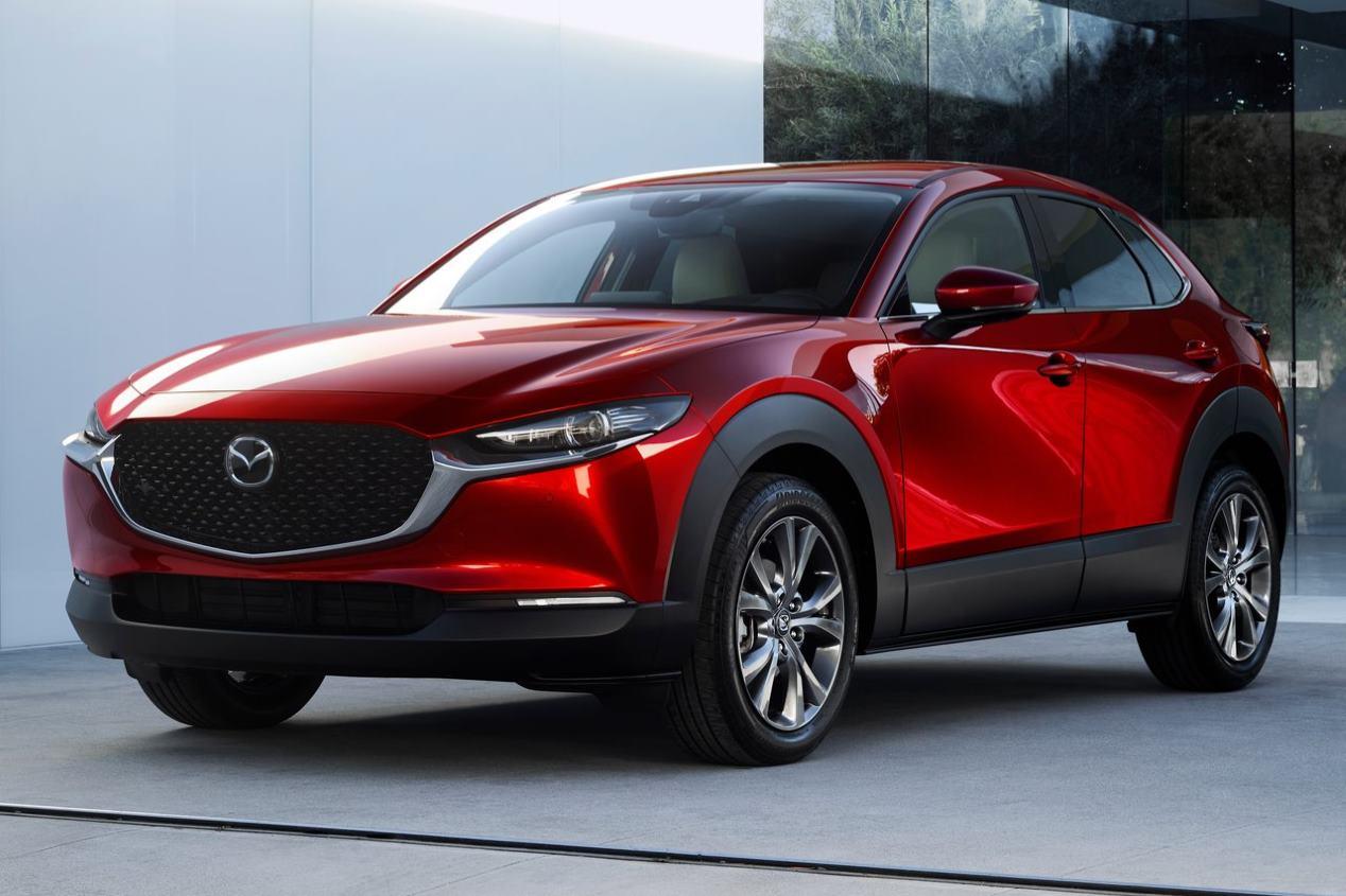 Mazda Cx 3 >> Mazda CX-30 2019: datos y precio para España del nuevo SUV basado en el Mazda 3   Novedades ...
