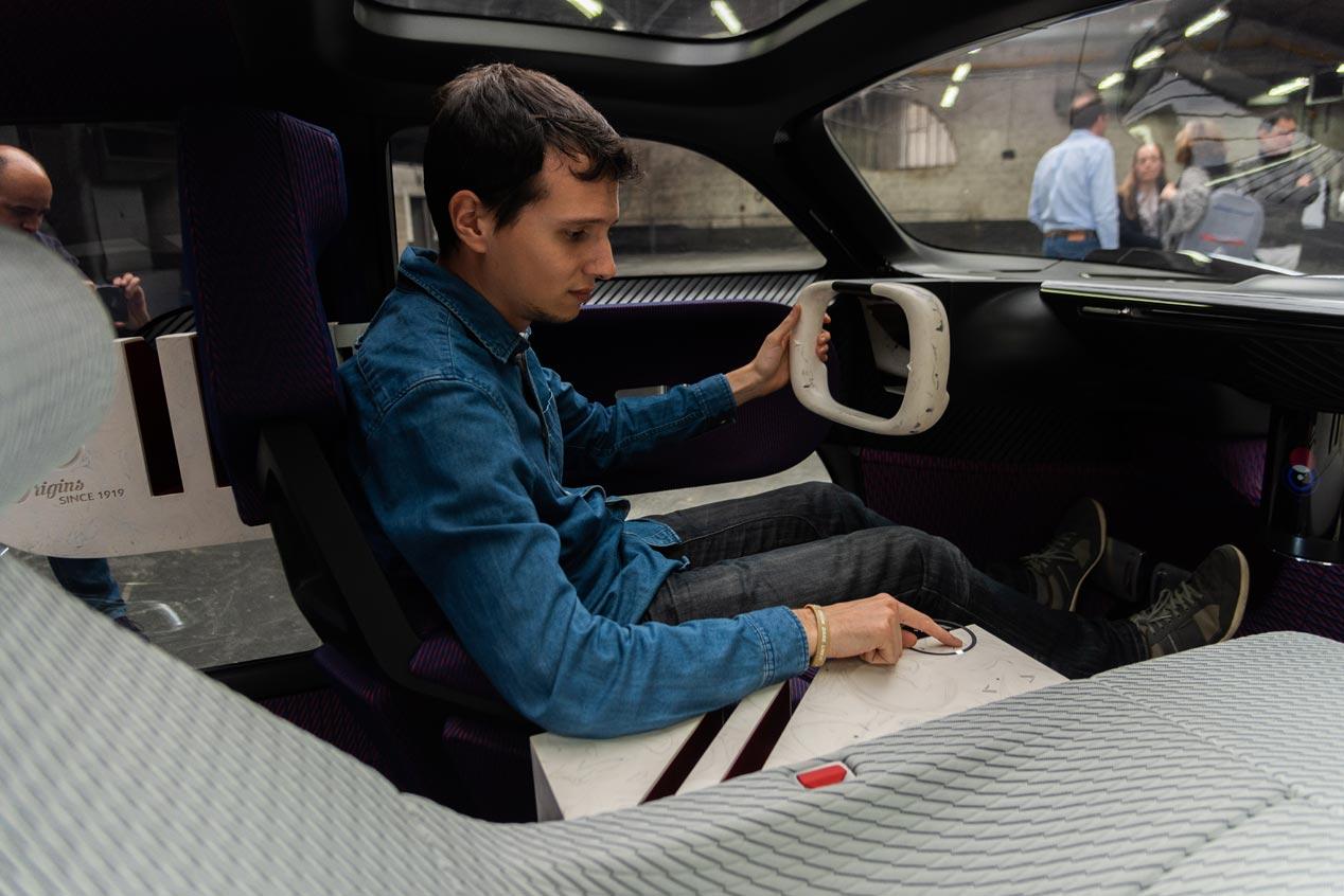 Así es el Citroën 19_19 Concept, el nuevo prototipo de los 100 años de la marca