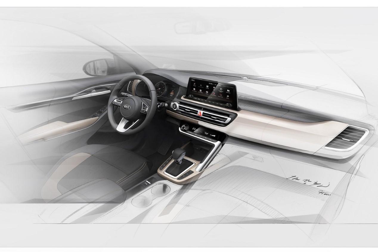 Kia lanzará un nuevo SUV en 2019