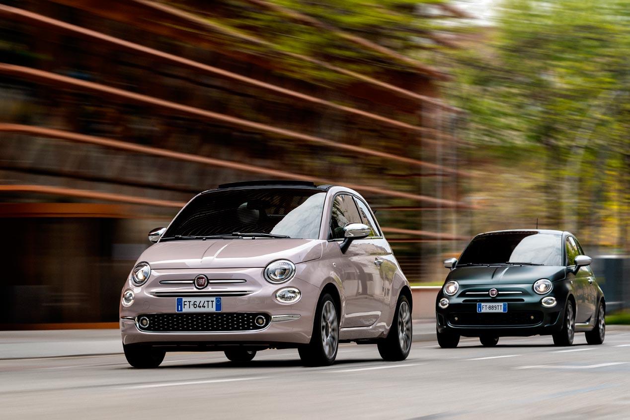 Llegan los nuevos Fiat 500 Star y 500 Rockstar