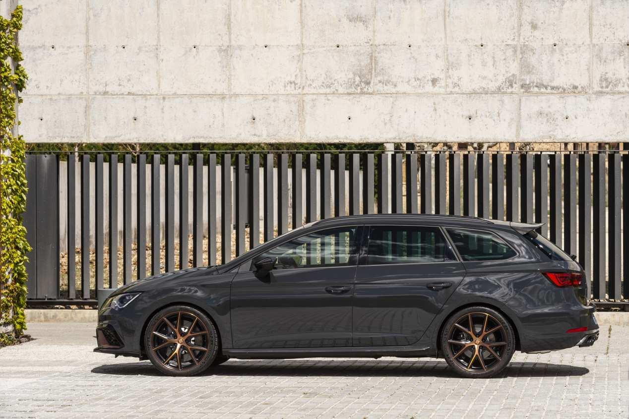 Seat León ST Cupra R: primera prueba