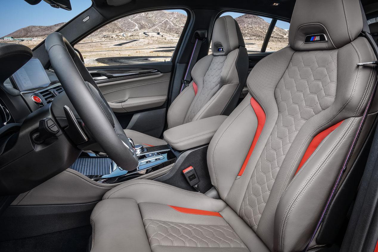 BMW X3 M, X4 M y Competition, estas son las mejores fotos