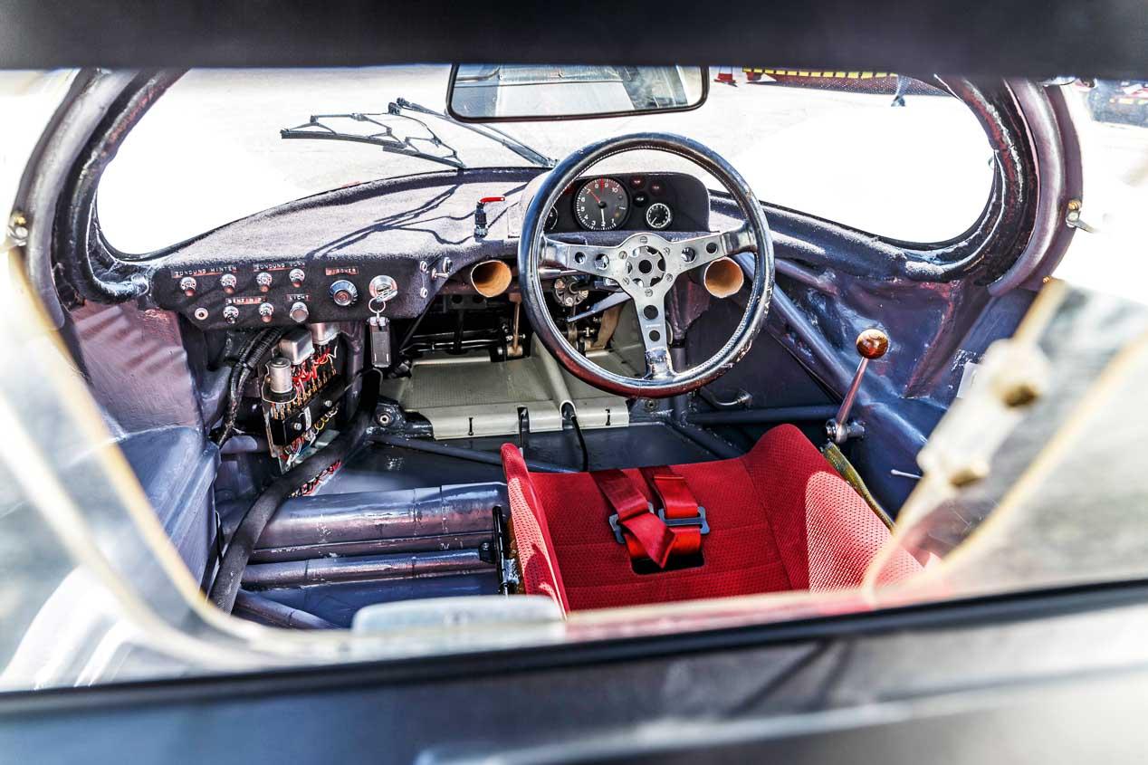 Probamos la primera unidad del Porsche 917