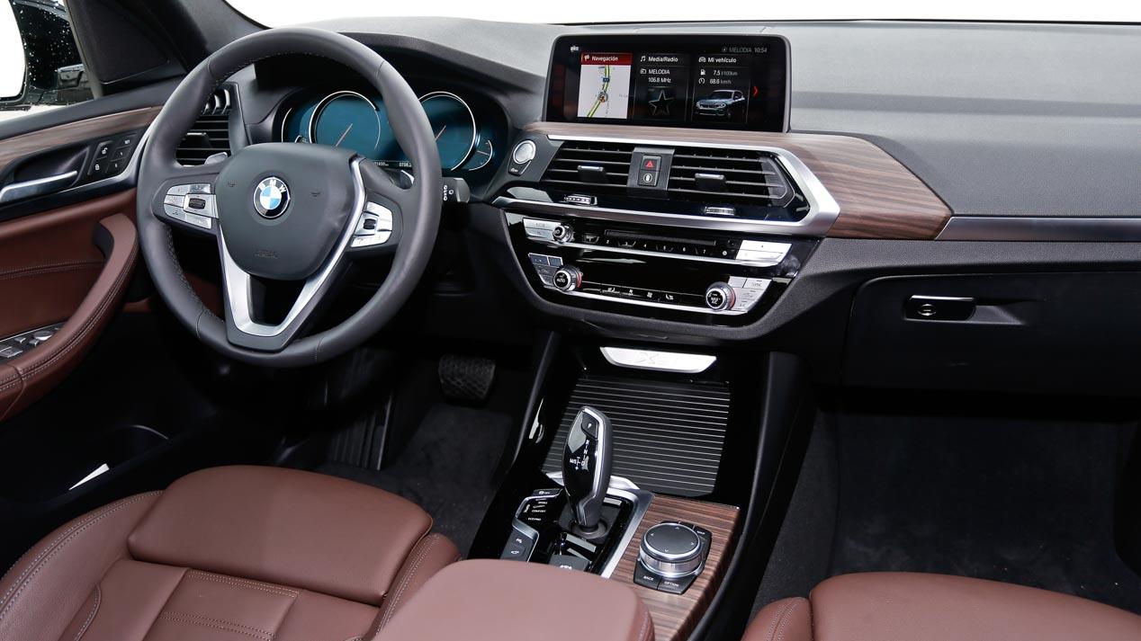 BMW X3: toda la gama y precios del SUV medio de referencia