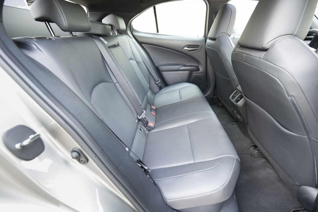 Lexus UX 250h 4x2: prueba al nuevo SUV híbrido