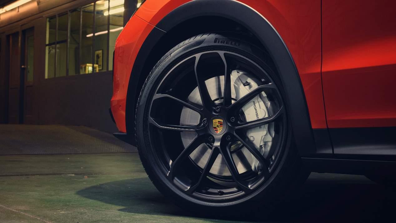 El nuevo Porsche Cayenne S Coupé, en fotos