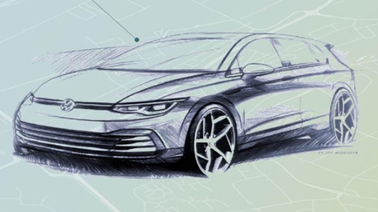 Volkswagen Golf 8: el nuevo compacto se presenta en octubre