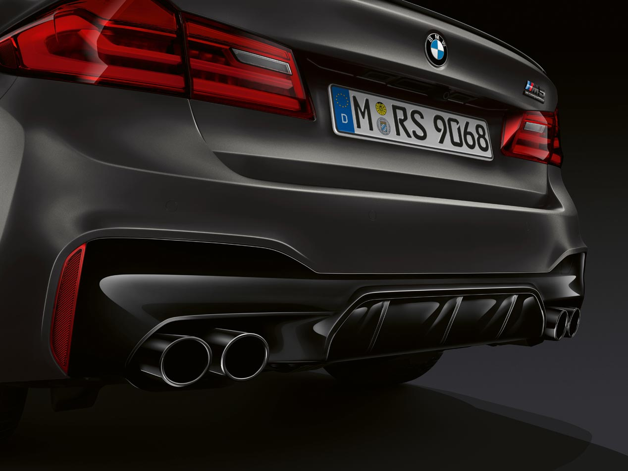BMW M5 Edición 35 Aniversario, ¡felicidades!