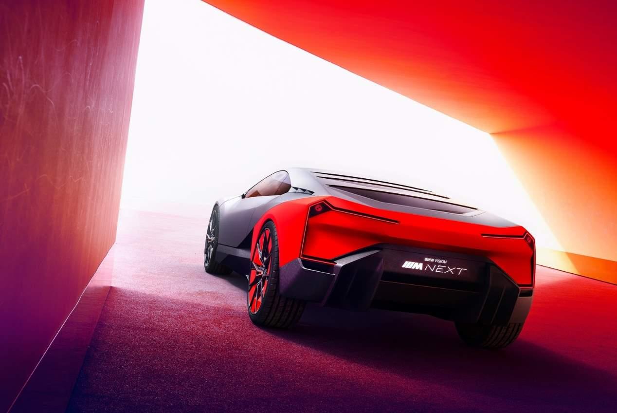 BMW tendrá hasta 13 modelos cien por cien eléctricos en 2025