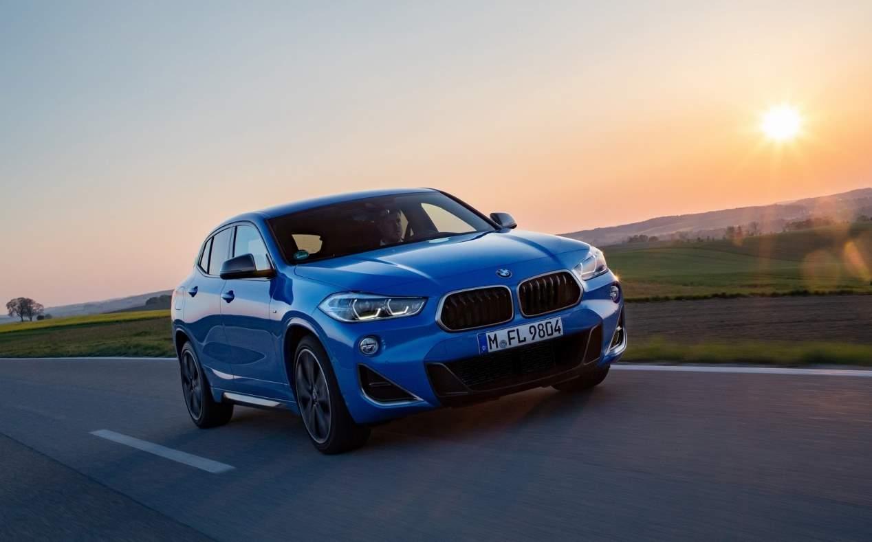 BMW X2 M35i: las mejores fotos del nuevo SUV deportivo