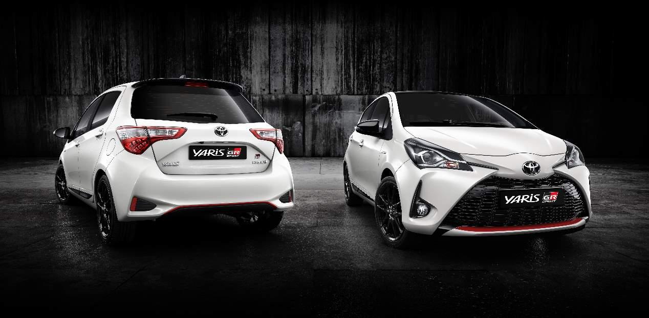 El Toyota Yaris 2019, ya a la venta en España
