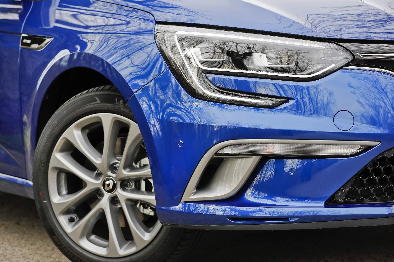 El Renault Mégane 2019 recibe el motor diésel 1.7 Blue dCi 150 CV